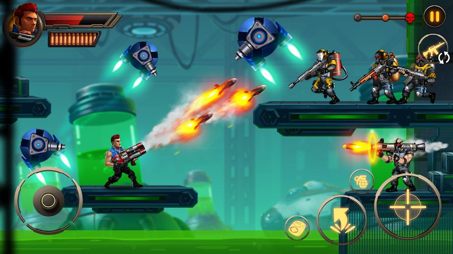 Metal Squad Screenshot 01