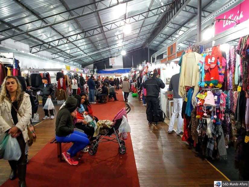 O que fazer em Campos do Jordão - Feira de Malha - Vale do Paraíba - São Paulo