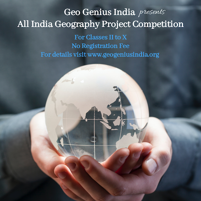 Geo Genius Project Competition 2021
