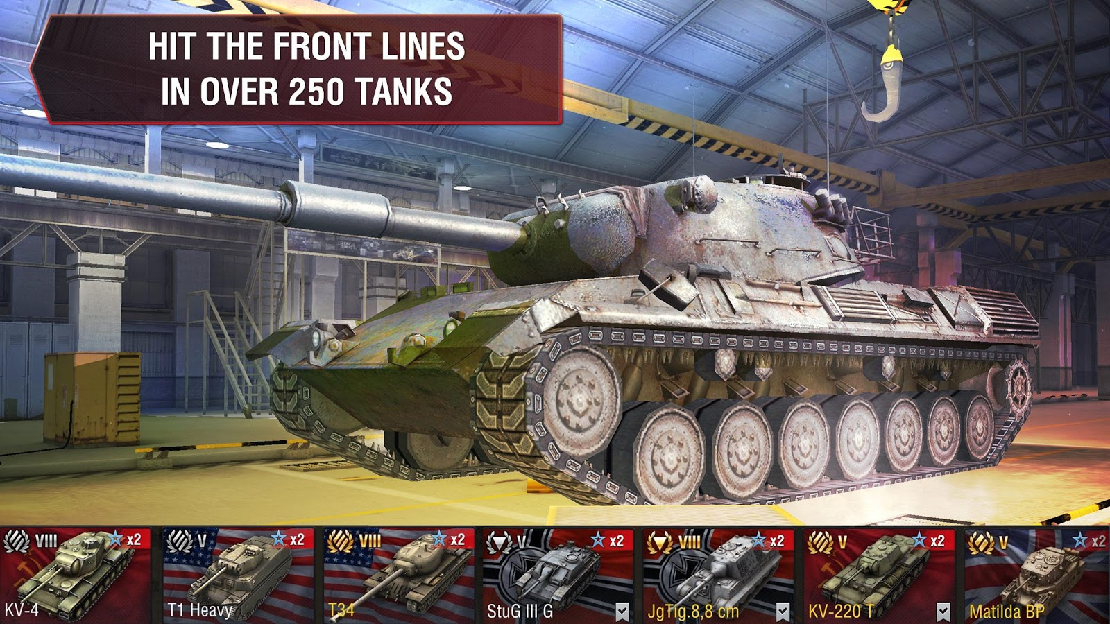 Download Update World of Tanks Blitz Apk terbaru 2017