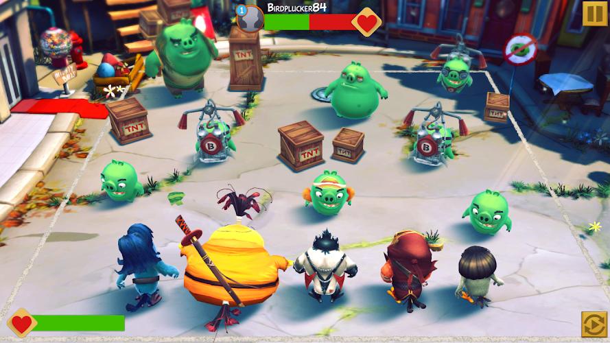 Angry Birds Evolution Screenshot 02
