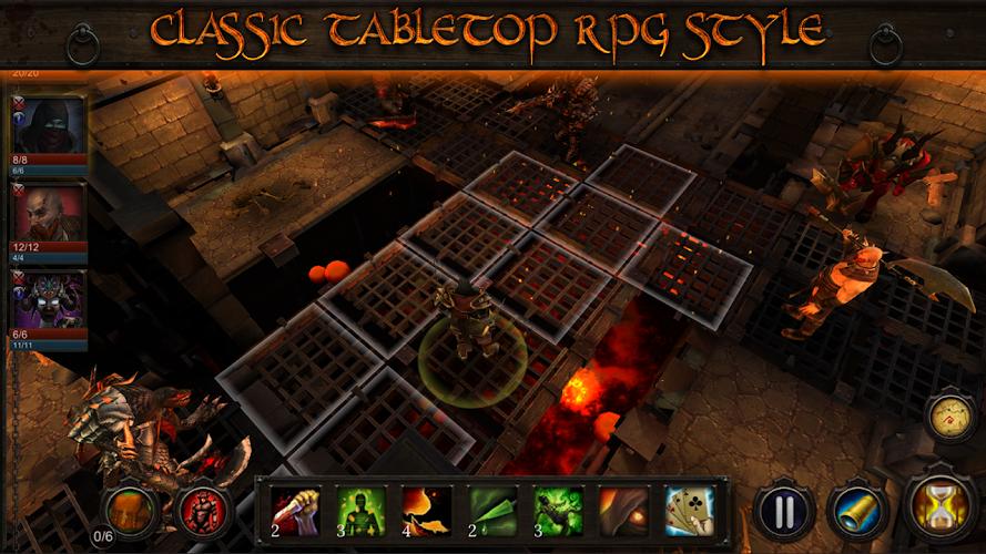 Arcane Quest 3 Screenshot 01