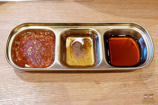 koream dipping sauces