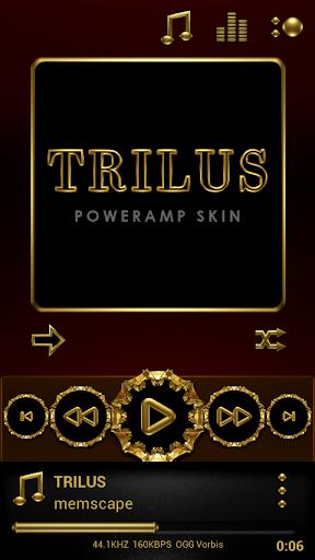TRILUS Poweramp skin
