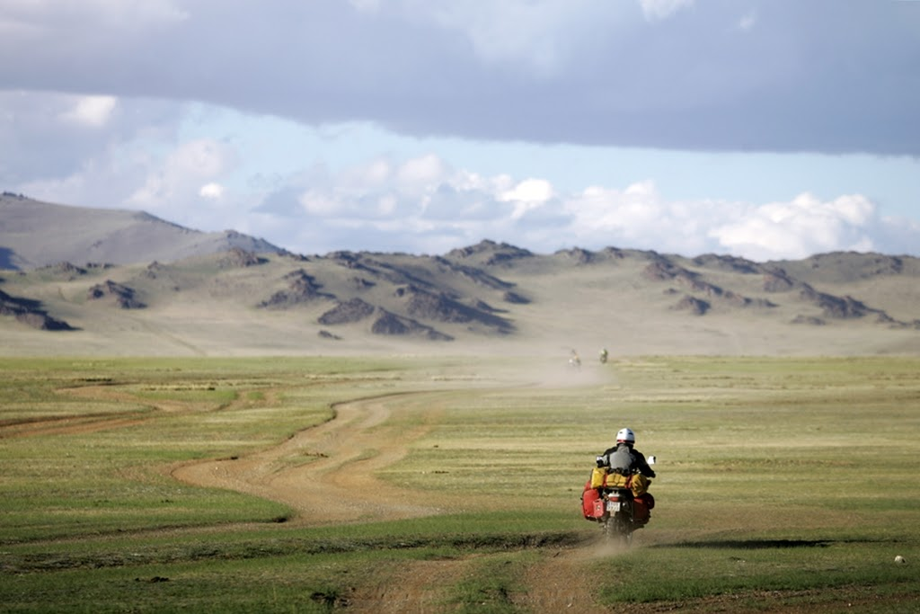 przygoda adventure motocykl