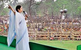 Image result for mamata rally in kolkata today images