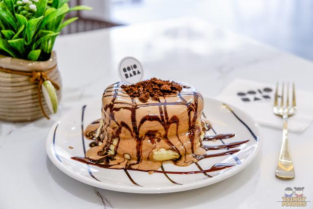 Chocolate Souffle 可可舒芙蕾