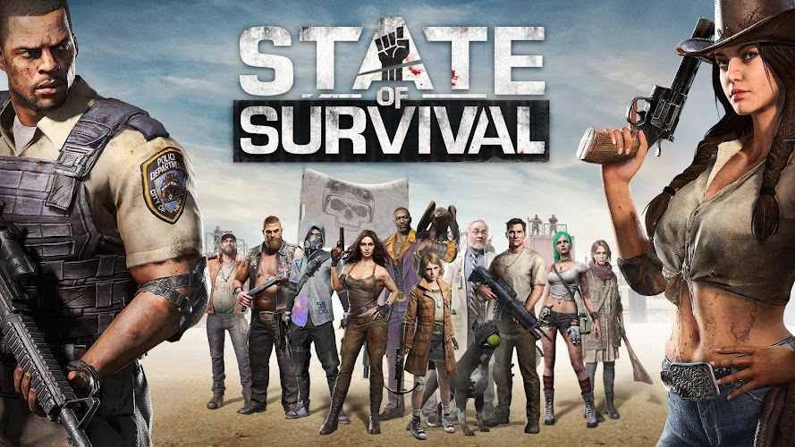 Playstore Screenshot of State of Survival Screenshot