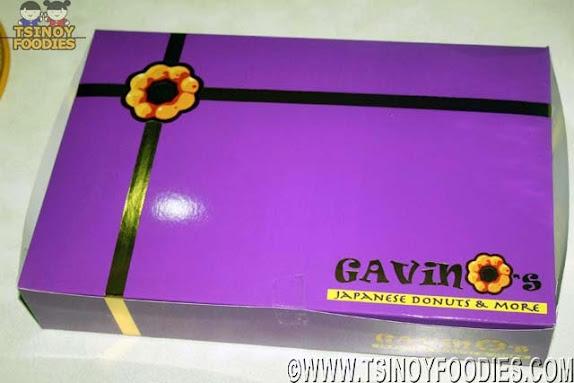 Gavino's Japanese Donuts and More vs Mister Donut Cafe: Pon