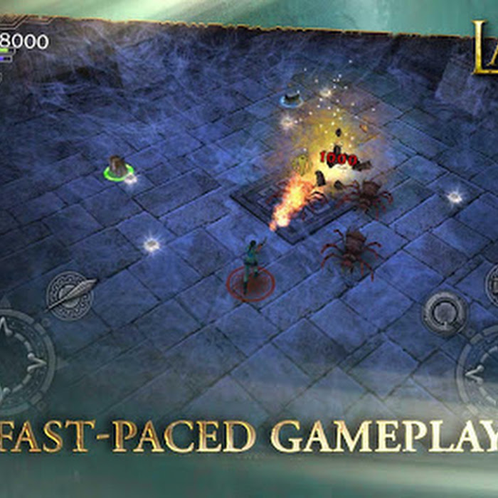 Lara Croft : Guardian of Light v2.0.0 APK