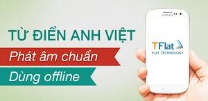 Từ điển Anh Việt TFlat Offline - Dịch tiếng Anh