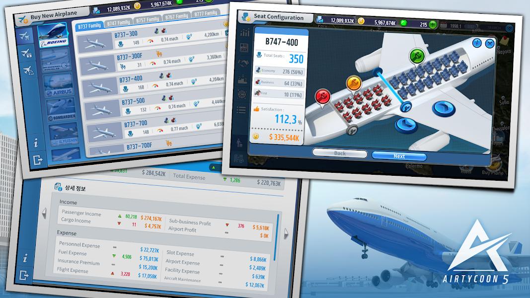 AirTycoon 5 Screenshot 03