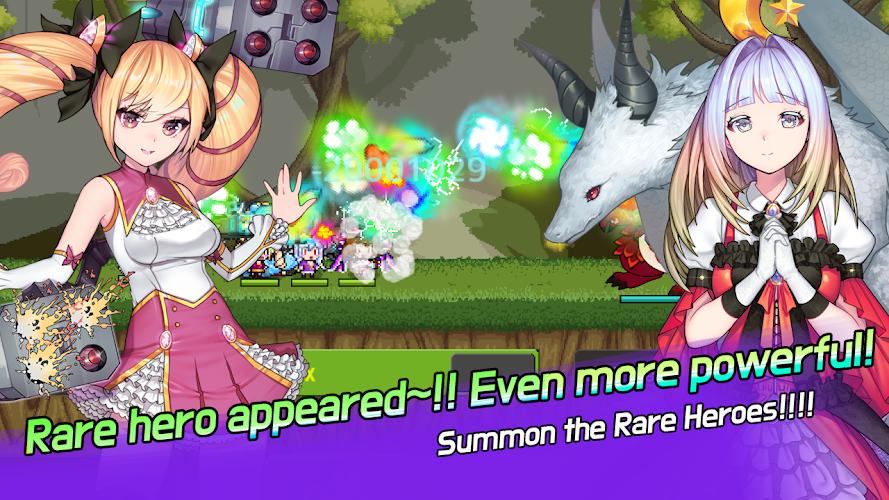 Hero Evolution Screenshot 01