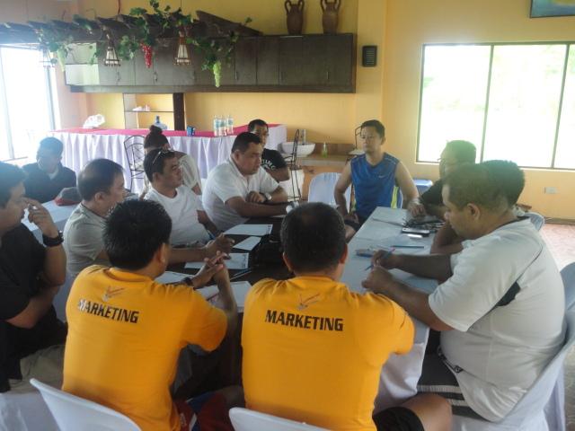 Treadtel Tires team building event in San Remigio Cebu Philippines 2014