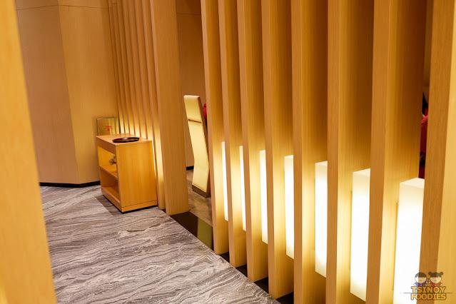 yamazato private room