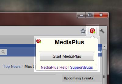 Parashuram's blog: MediaPlus as a Chrome Extension