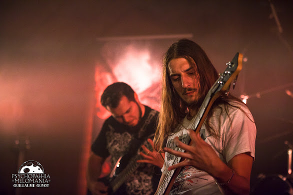 Deficiency @Du Metal A La Campagne#9, Rexpoëde 16/09/2016