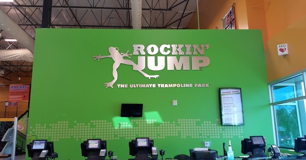Rockin jump coupon code modesto