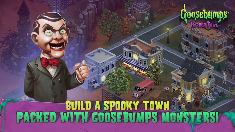 Goosebumps HorrorTown Screenshot 01