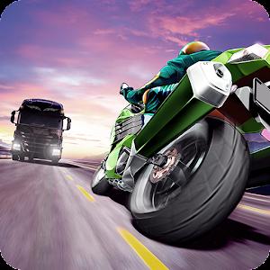 Traffic Rider Mod Apk Logo