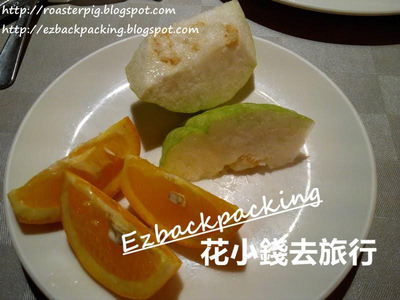 高雄統茂松柏大飯店早餐水果