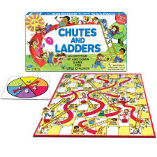 Image result for chute and ladder