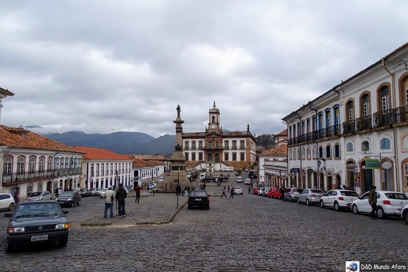 Praça Tiradentes Ouro Preto - O que fazer em Ouro Preto (MG) - 22 atrações