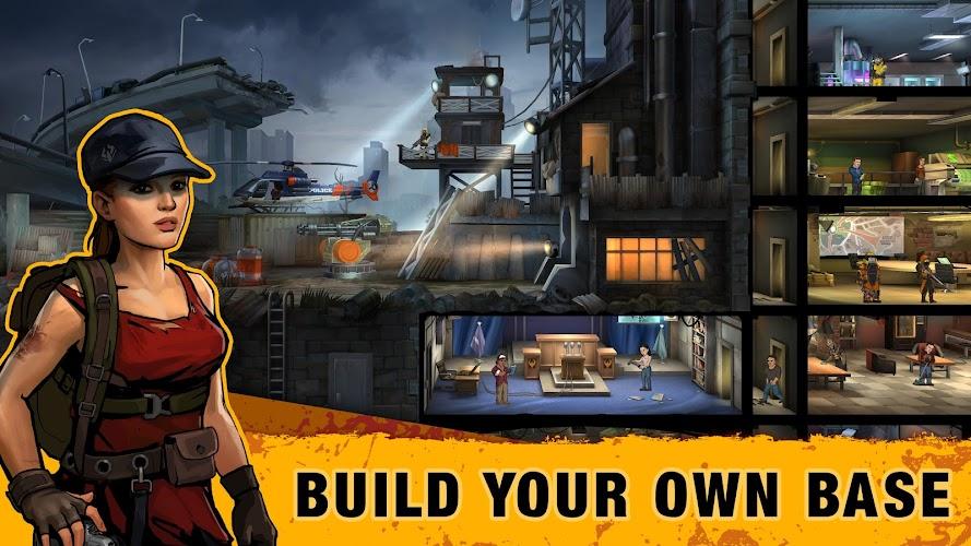 Zero City: Zombie Shelter Survival Screenshot 01