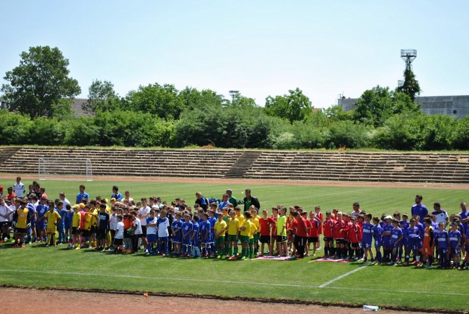 Футбольный турнир в Русе 2015