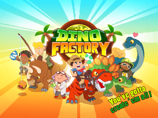 Tải Game Dino Factory Hack