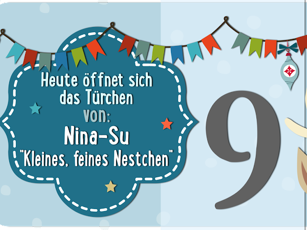 Adventskalender Türchen Nr. 9