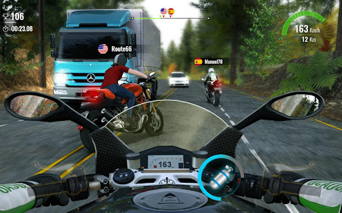 Download Moto Traffic Race 2 Multiplayer V1.17.7 Mod Apk For Android