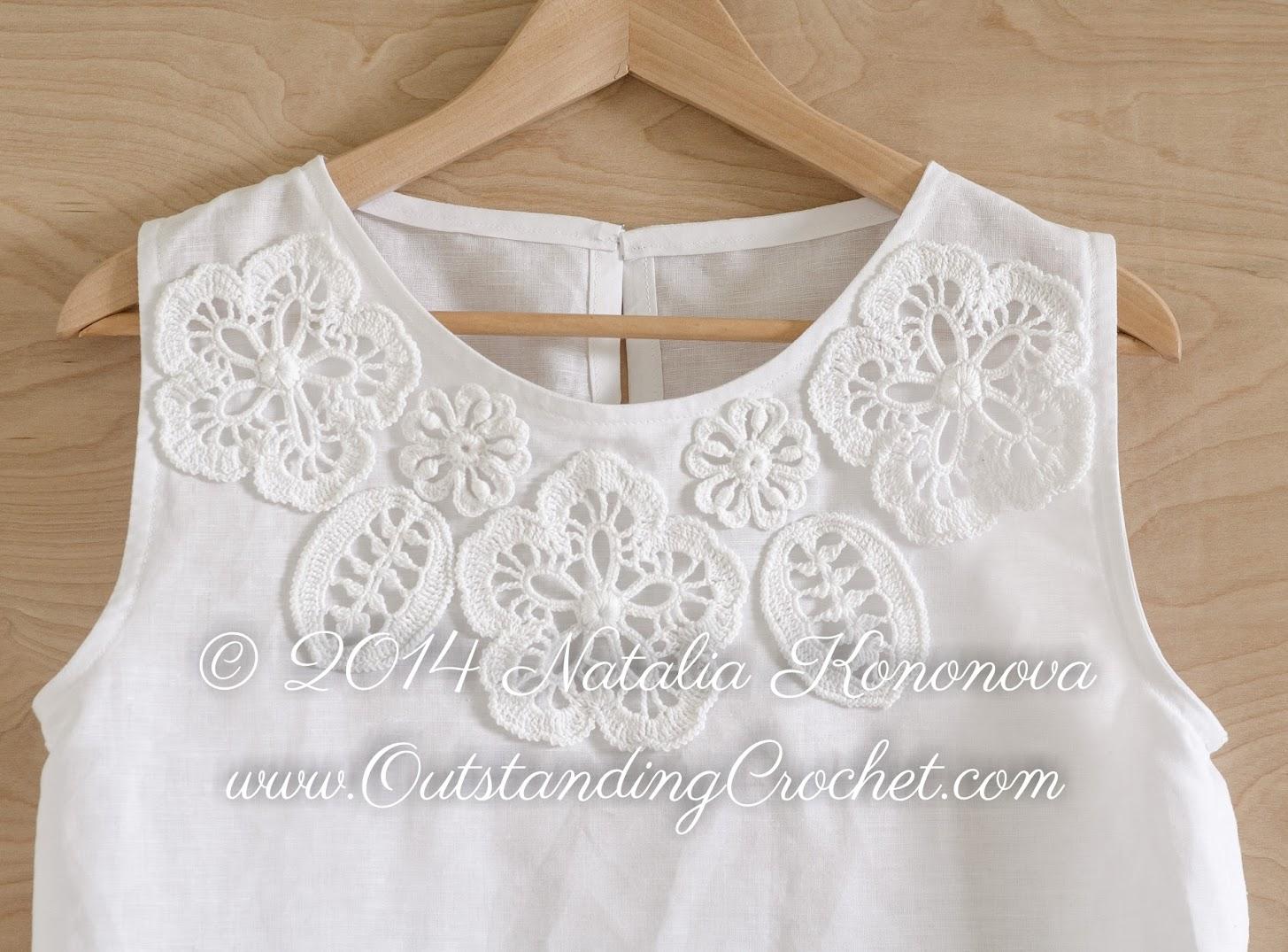 Outstanding Crochet: New pattern in the shop - Irish Crochet Motifs ...