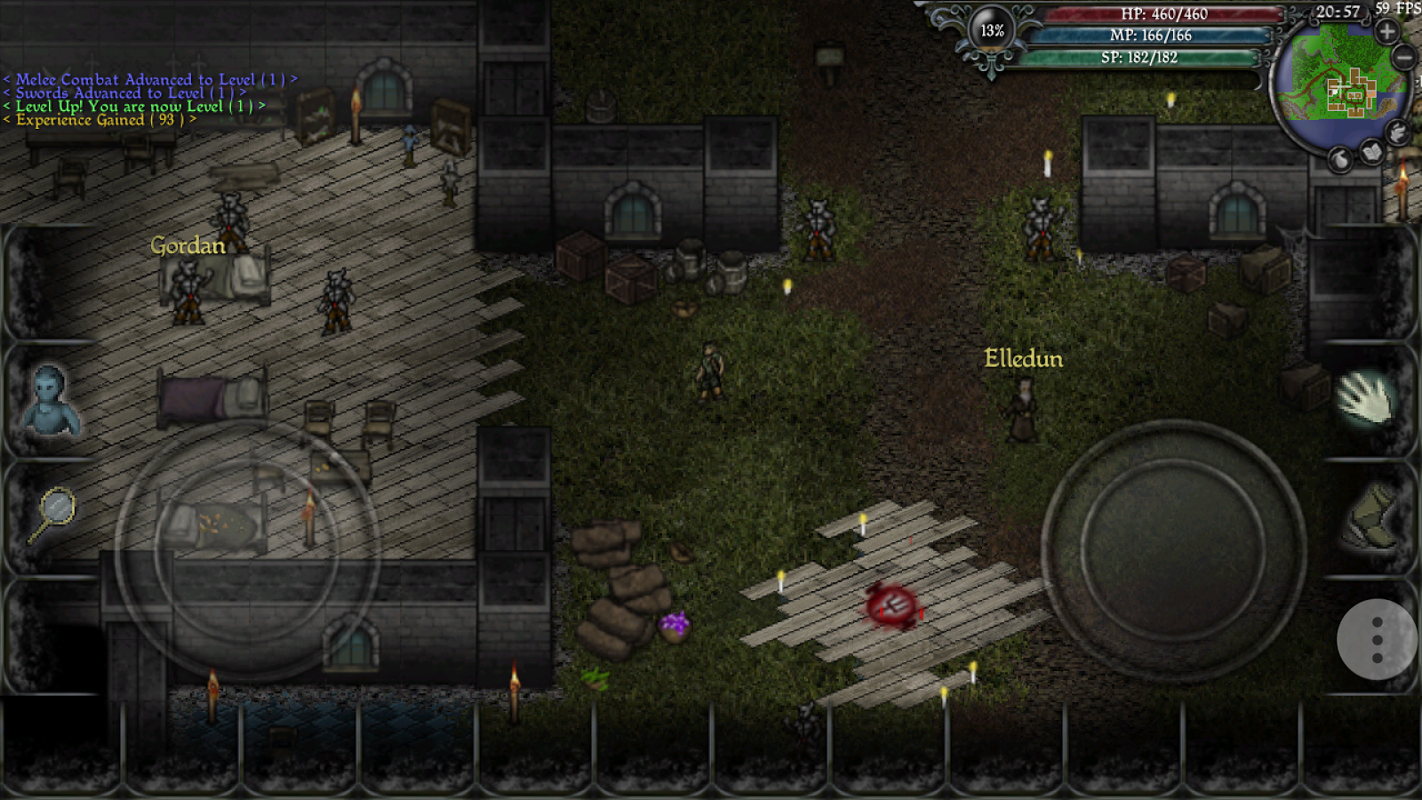 Free Download 9th Dawn II 2 RPG, Gratis Android Game