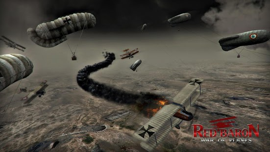 Red Baron War of Planes