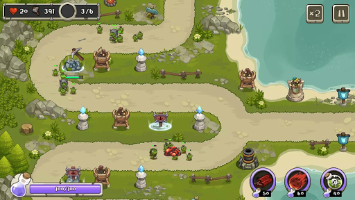 Tower Defense King Hack Mod