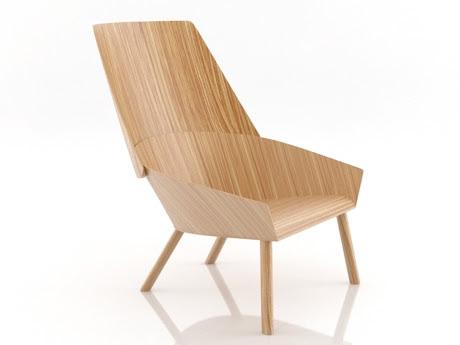 [3Dsmax] 3D model free - Eugene_Lounge_Chair