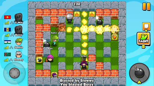 Bomber Friends Hack Full Tiền Vàng Cho Android