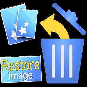 تطبيق Restore Image لاسترجاع صورك المحذوفه (بدون روت)