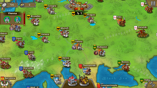 European War 5 Empire Hack Cho Android