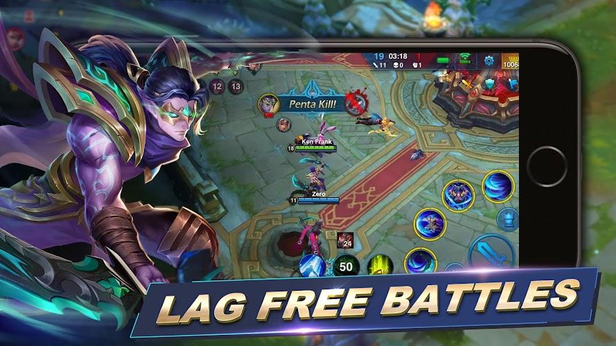 Heroes Arena Screenshot 02