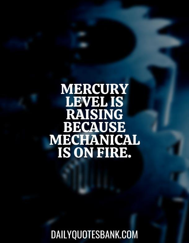 Funny Mechanical Engineering Slogans