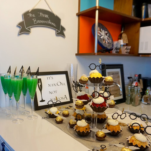 harry potter themed bachelorette party universal studios wizarding world of harry potter inspired food