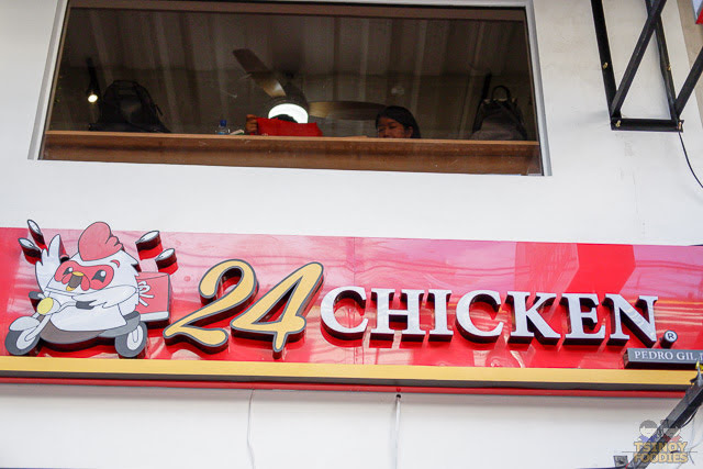 24 chicken pedro gil lrt