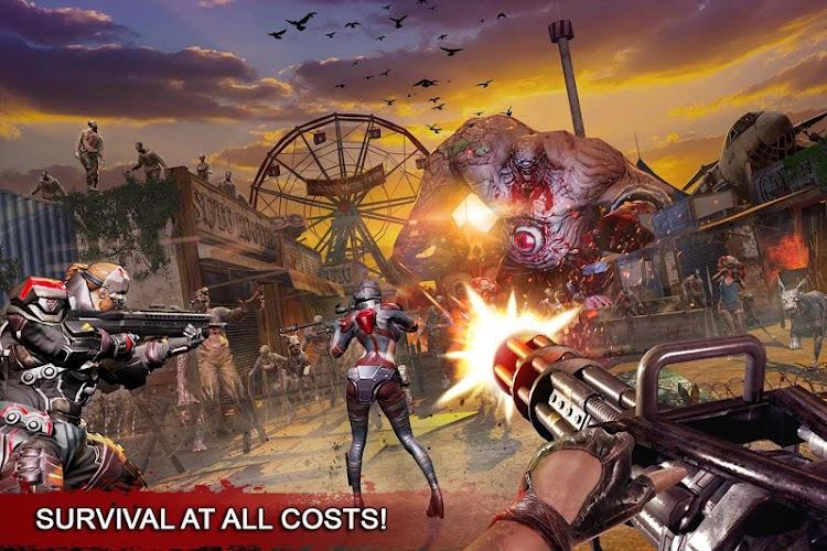 DEAD WARFARE: Zombie Screenshot 01