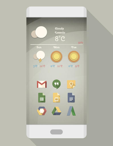 PHIX RETRO - ICON PACK