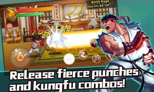 Chaos Fighter Kungfu Fighting Hack Cho Android