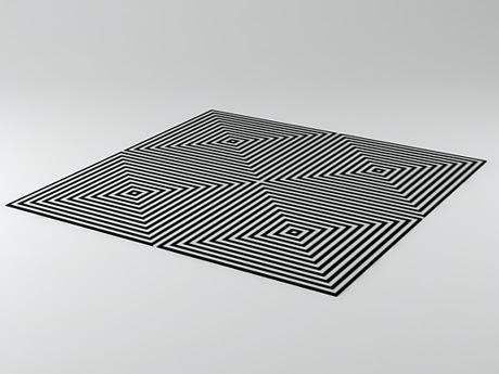 [3Dsmax] 3D model free - Carpet VP I