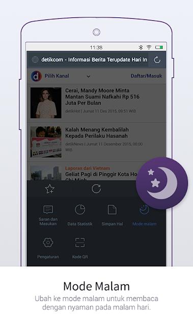 Download Aplikasi UC Browser Mini