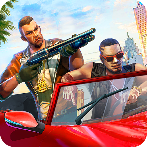 Auto Gangsters MOD Apk v1.18 Full Money cho Android